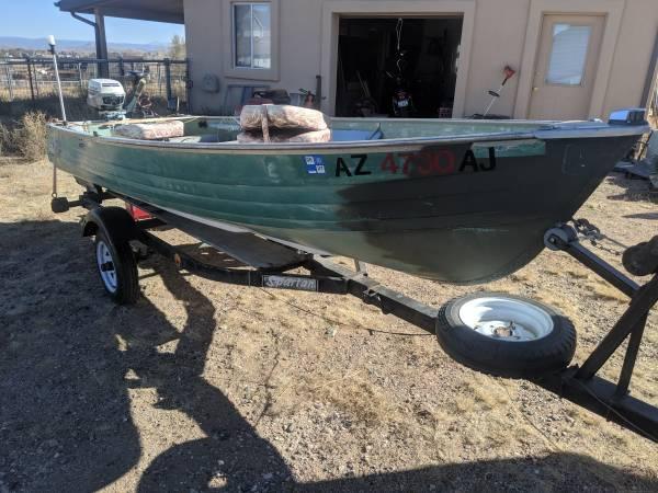 Photo 1970 Crestliner Boat 1439 - $2,500 (chino valley)