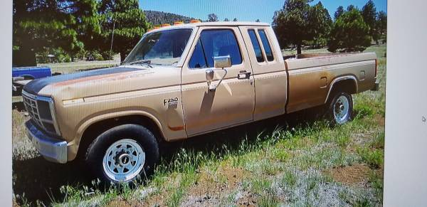 Photo 1984 Ford F250 2wd - $400 (CHINO VALLEY)