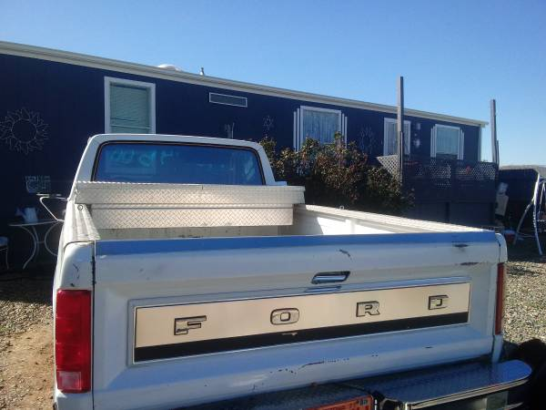 Photo 1984 Ford F250 Excellent Condition - $4800 (Mayer)