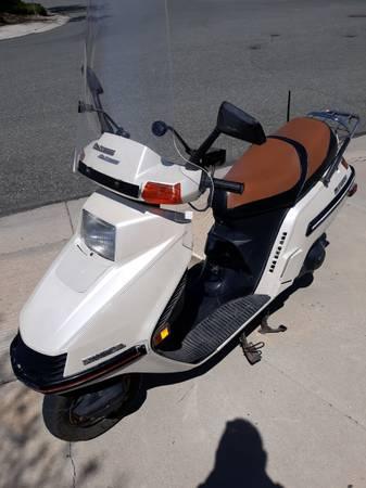 Photo 1987 Honda ch250 Elite - $1,395 (Prescott Valley)
