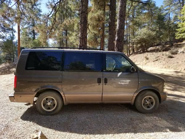 Photo 1999 Chevy Astro Van for sale - $1,500 (PrescottWalker AZ)