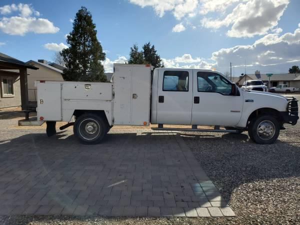 Photo 2003 Ford F450 Dually Crew Cab - $7,999 (Prescott valley)