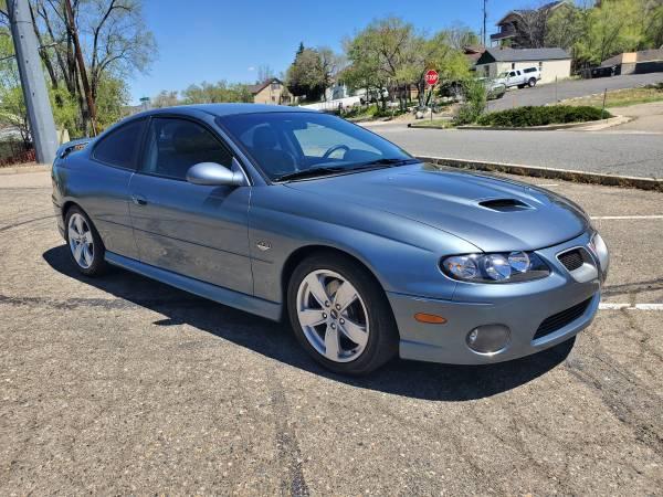 Photo 2005 PONTIAC GTO CLEAN TITLE - $9900 (251 S MONTEZUMA ST PRESCOTT 928-443-5510 SCOOTER  AUTO SOUR)