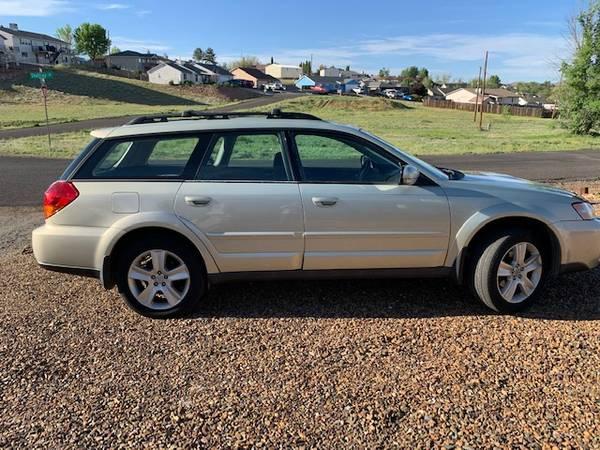 Photo 2005 Subaru Outback XT - $2500 (Prescott Valley)
