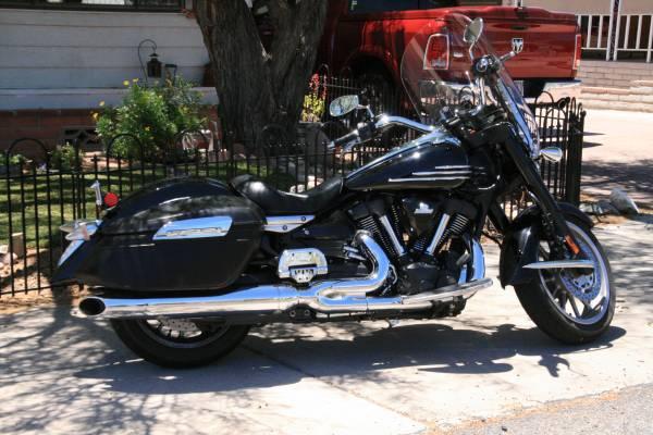 Photo 2008 Yamaha Stratoliner - $5,300 (Tucson)