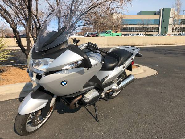 Photo 2009 BMW R 1200 RT - $6,300 (PRESCOTT VALLEY)