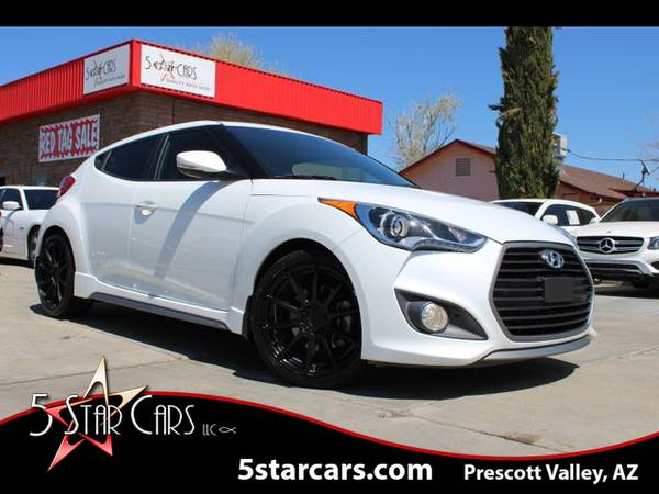 Photo 2016 Hyundai Veloster - 2 OWNER EXCEPTIONAL TURBO FAST AND FUN - $13988
