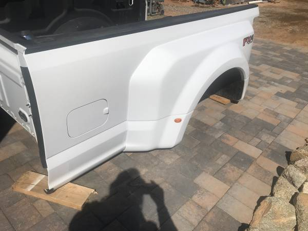 Photo 2017-19 Ford Dually Truck bed - $2,900 (Prescott)