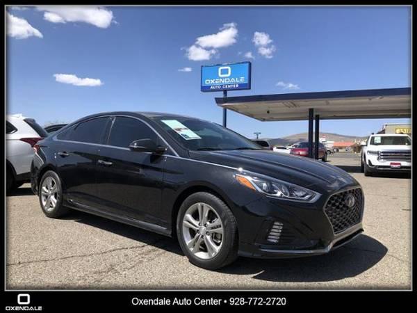 Photo 2018 Hyundai Sonata Sport - $21,968 (Oxendale Auto Center)
