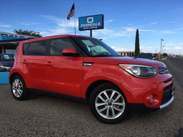 Photo 2018 Kia Soul  Only $250 down $208.89mo. Bad Credit Ok - $208 (Oxendale Auto Center)