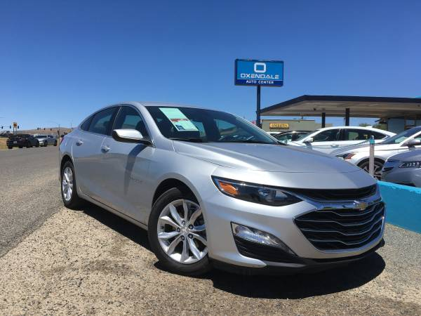 Photo 2019 Chevrolet Malibu Only $500down $245.36mo. Bad Credit Ok - $245 (Oxendale Auto Center)