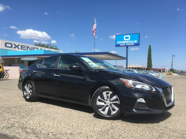 Photo 2019 Nissan Altima Only $500 down 231.69mo. Bad Credit Ok - $231 (Oxendale Auto Center)