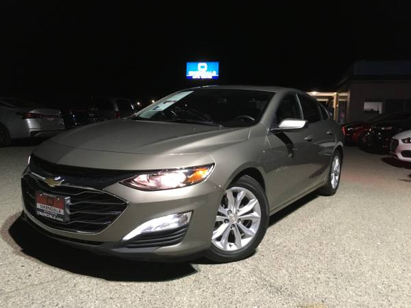 Photo 2020 Chevy Malibu Sunroof Only $250 down $292.37mo Bad Credit Ok - $292 (Oxendale Auto Center)