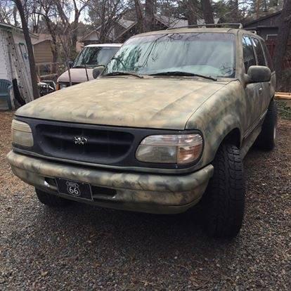 Photo 95 Ford Explorer Mechanic Special - $800 (Prescott)