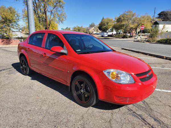 Photo BUY HERE PAY HERE 2008 CHEVY COBALT LOW MILESRUNS AWESOME - $3395 (PRESCOTT 251 S MONTEZUMA ST SCOOTER AUTO SOURCE 928-443-5510)