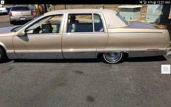 cadillac fleetwood 93 lowrider 12500 vista cars trucks for sale prescott az shoppok cadillac fleetwood 93 lowrider 12500