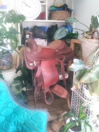 Photo Circle Y Rope Saddle - $750 (Prescott)