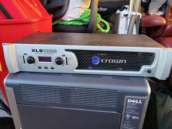 Photo Crown xls 1000 - $175 (Prescott valley)