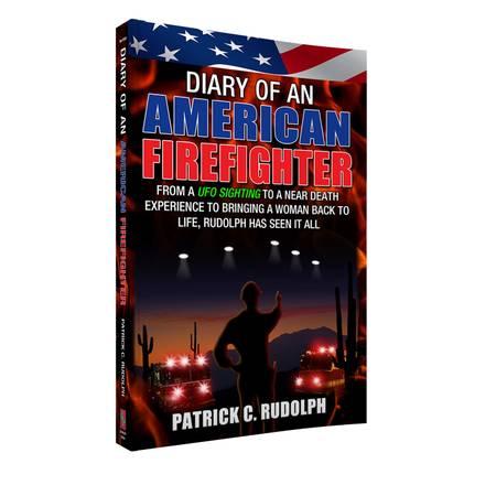 Photo DIARY OF AN AMERICAN FIREFIGHTER - $16 (PRESCOTT, PRESCOTT VALLEY, DEWEY)