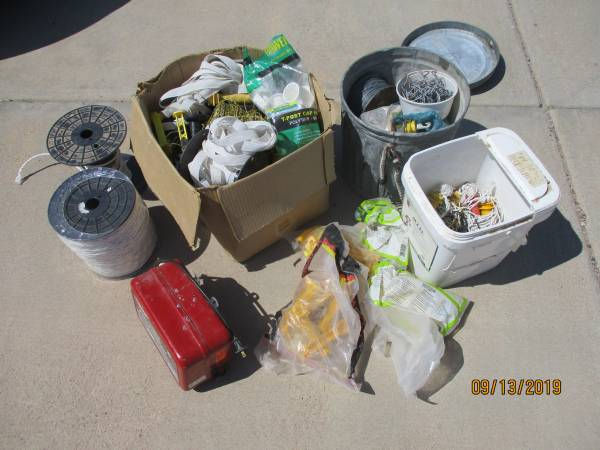 Photo Electric fencing equipment-complete - $300 (Chino Valley)