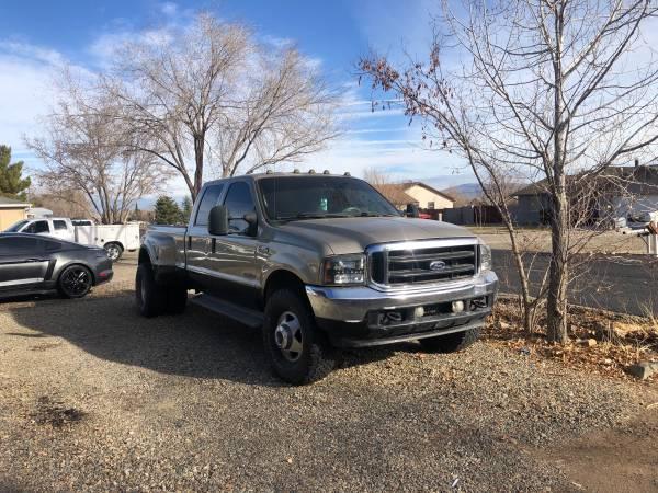 Photo Ford dually F-350 7.3 - $14 (Prescott)