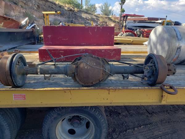 Photo Ford dually rear axle - $200 (Prescott)