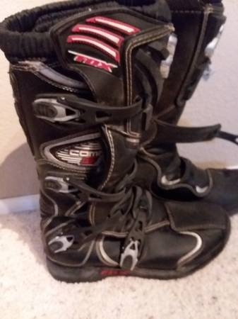 Photo Fox riding boots - $75 (Prescott valley)