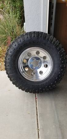 Photo Goodyear Wrangler spare - $100 (CHINO VALLEY)