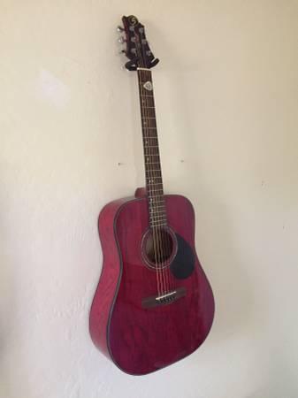 Photo Greg Bennett D-4TR SAMICH 6 string Acoustic guitar - $200 (Prescott Valley)