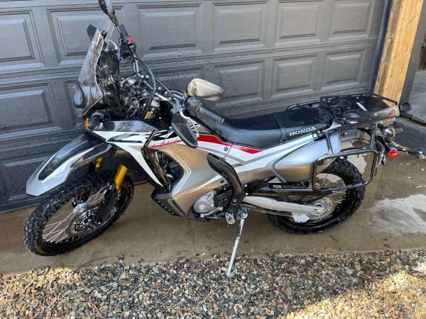 Photo Honda 250 rally - $5,300 (Prescott)