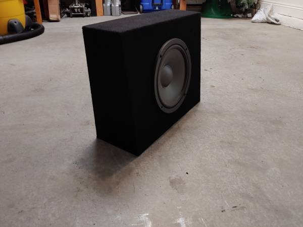 Photo KLIPSCH K-1001-K Boxed Woofer - $80 (Prescott)