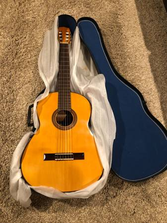 Photo New Old Stock Vintage Silvertone Guitar Model 12322000 Made in Japan - $195 (prescott)
