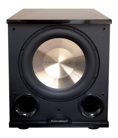 Photo Polk Audio Home Theater Speaker Combo with 12quot Subwoofer - $250 (Prescott)