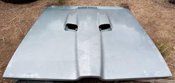 Photo Pontiac 1970 GTO Hood - $500 (Willisomvalley)