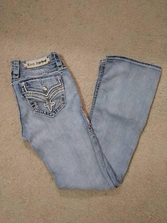Photo Rock Revival Mid-Rise Bootcut Jeans - $65 (Prescott Valley)