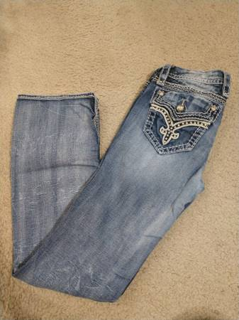 Photo Rock Revival Mid-Rise Bootcut Jeans - $70 (Prescott Valley)