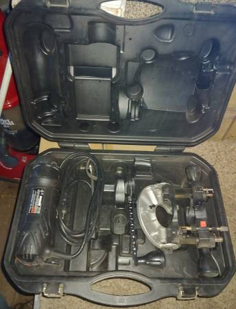 Photo Router craftsman kit like new - $50 (Paulden)