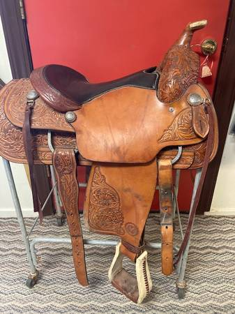 Photo Saddle Circle Y - $650 (CHINO VALLEY)
