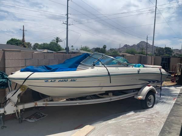 Photo Sea Ray 175xl Ski and Tubing Boat - $10,000 (Phoenix)