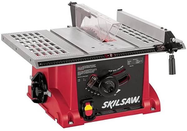 Photo Skil saw 3305 10 quot table saw - $150