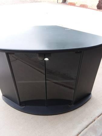 Photo TV stand corner - $20 (Prescott valley)