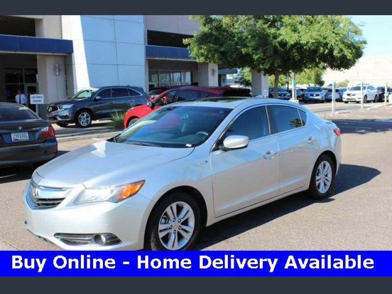 Photo Used 2014 Acura ILX Hybrid w Technology Package for sale