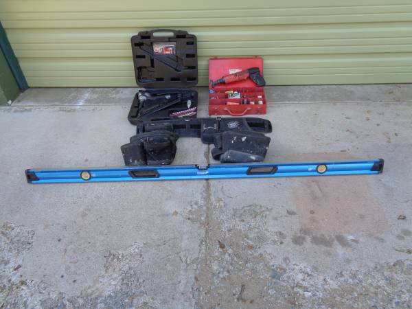 Photo Used tools for sale