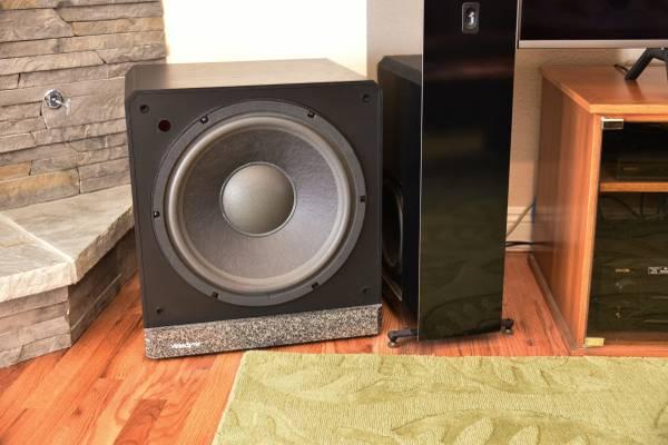 Photo Velodyne F1800RII 18-inch 1000W Vintage Audio Home Theater Subwoofer - $275 (Prescott, AZ)