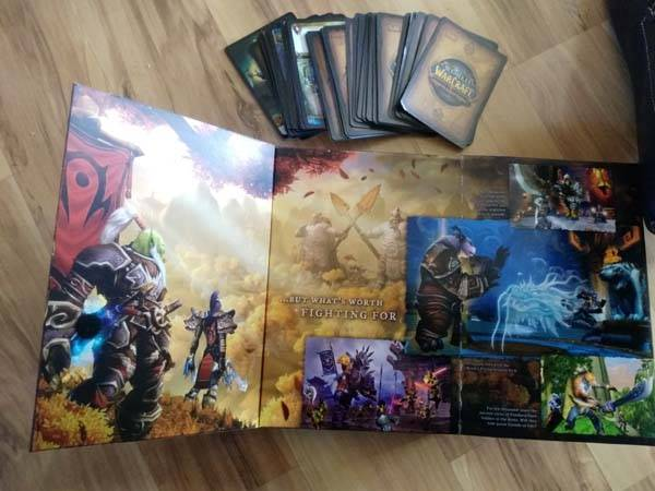 Photo World of Warcraft Mists of Pandaria Macintosh Windows XP VistaComputer - $5 (Prescott)