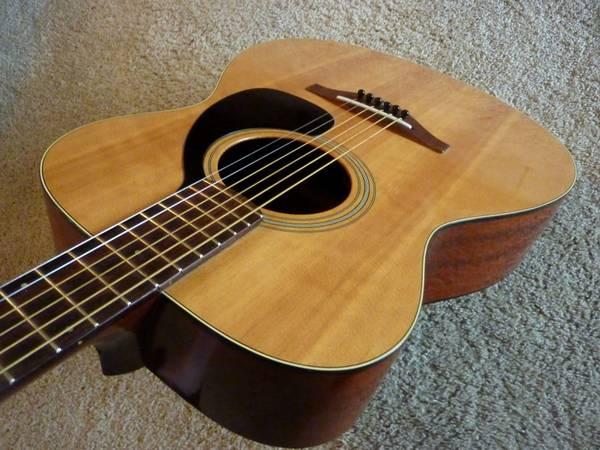 Photo Yamaha FG-150 Acoustic Guitar - $155 (Prescott Valley)