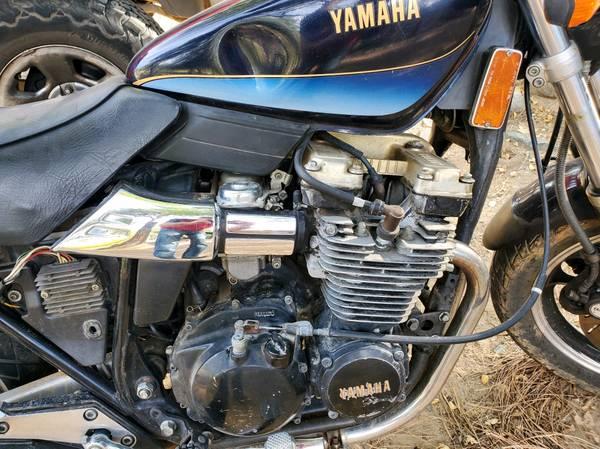 Photo Yamaha Motorcycle for sale - $700 (Prescott)