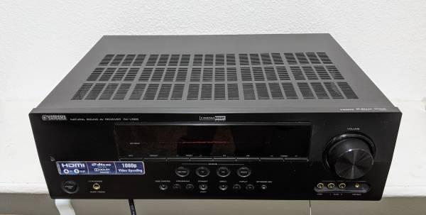Photo Yamaha RX-V565 AV Home Theater Stereo Receiver - $45 (Prescott Valley, AZ)
