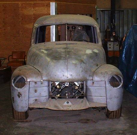 Photo 1949 Chevy 3100 Panel (Belgrade)