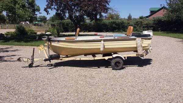Photo 1977 Mirrocraft Fishing Boat - $2,000 (CORTEZ, CO)